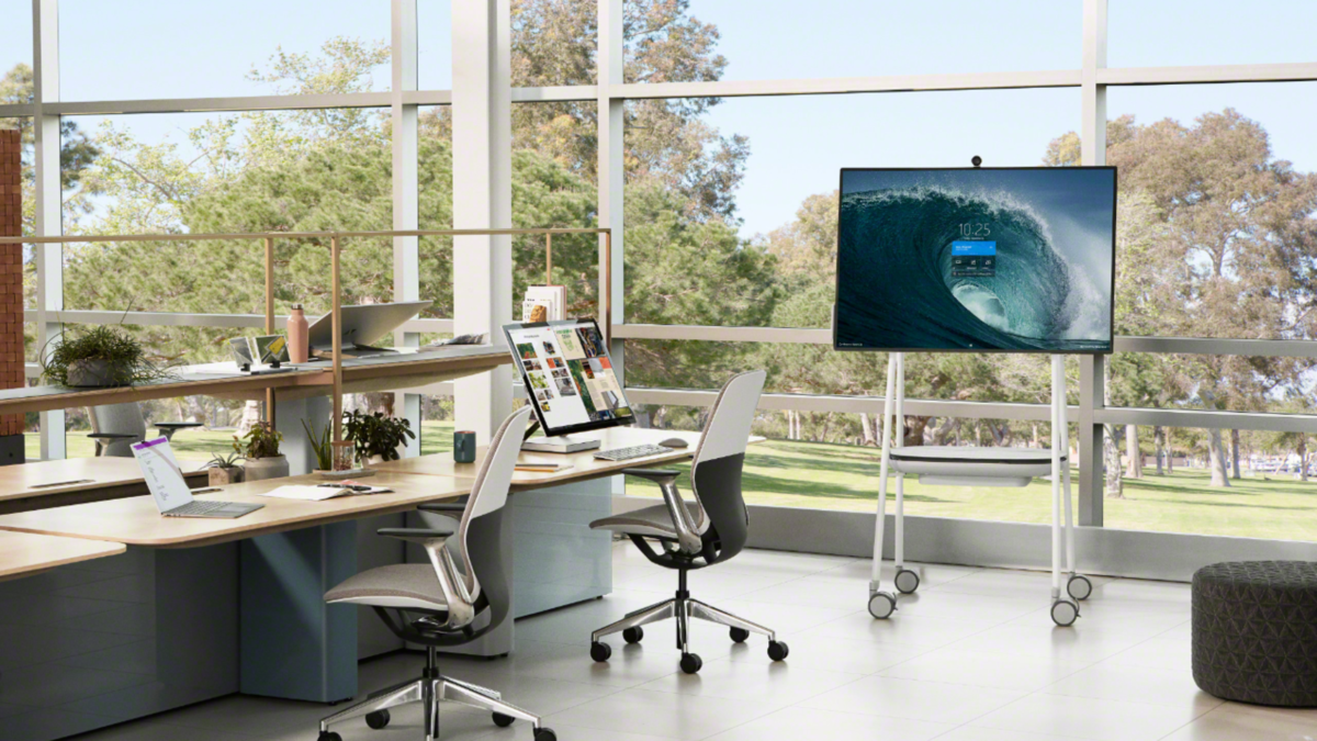 Steelcase and Microsoft; The Intersection of People and Technology