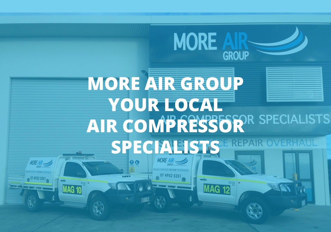 More Air Group Mackay Air Compressor Specialists