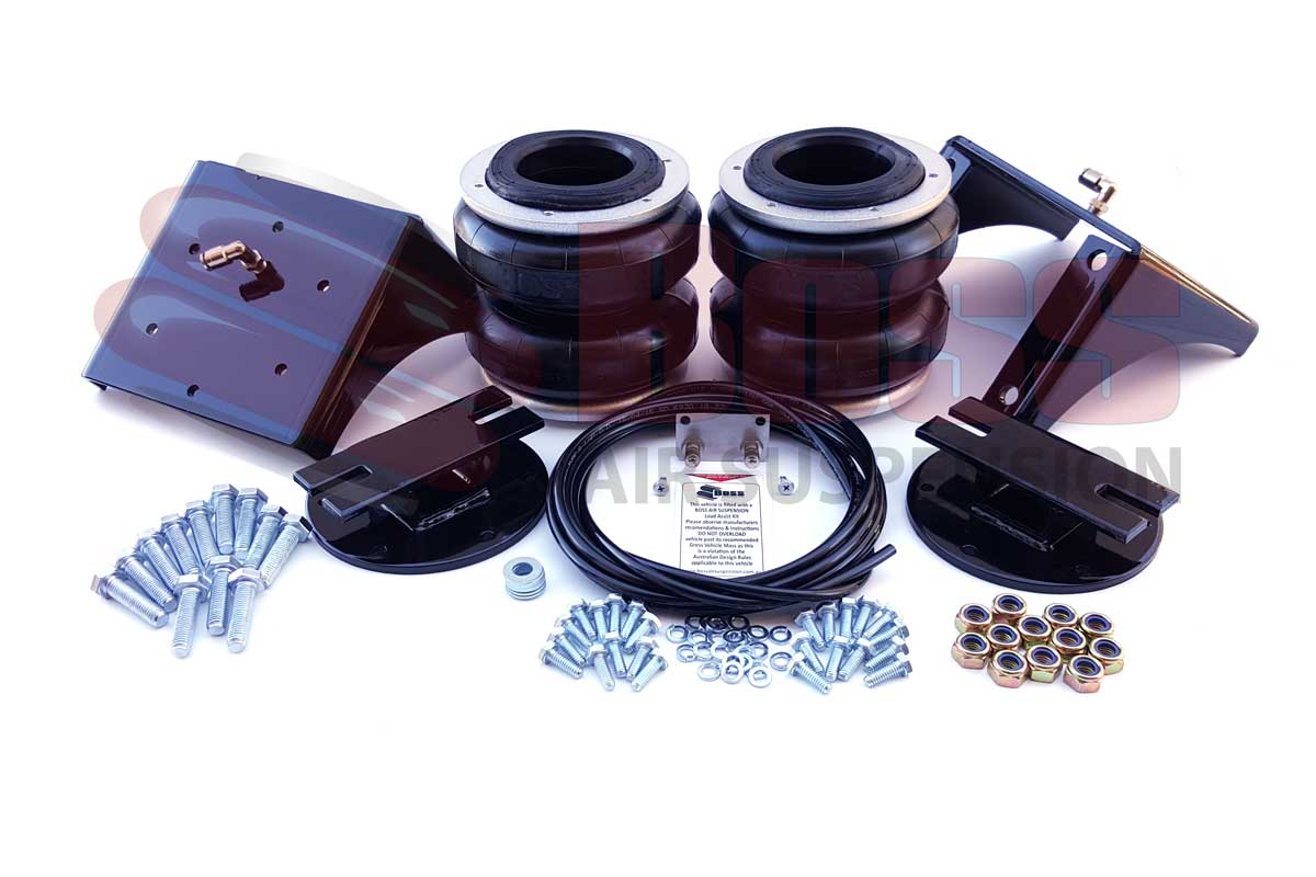 BOSS Air Systems - AIRBAG SUSPENSION LOAD ASSIST KITS