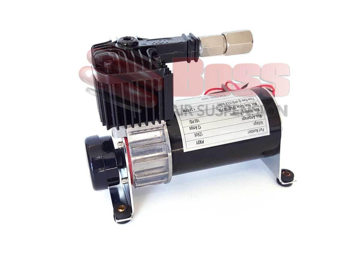 Boss Air Systems - 12 Volt Air Compressor PX01