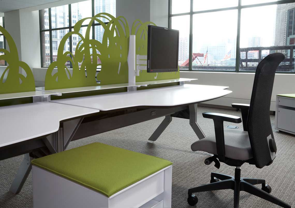 Kimball Office announced the opening of its flagship New York City showroom