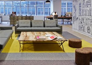 Large Advertising Firm, Specialty Breakout Space