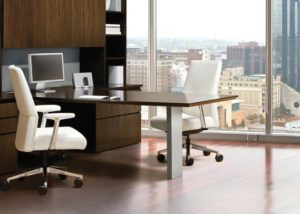 Legal Firm, Steelcase Wood Solutions