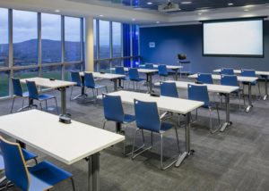 Large Telecommunications Firm, Steelcase Solutions