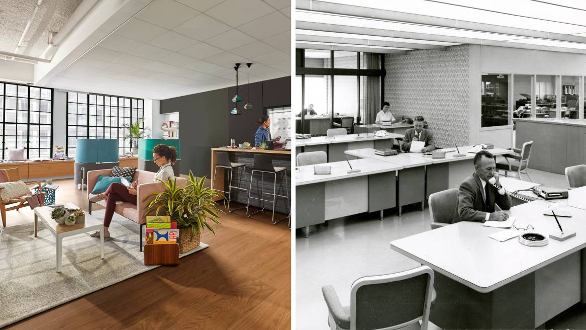 The Evolving Office Environment
