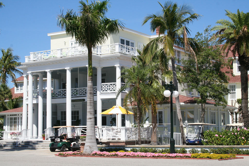 Gasparilla Inn