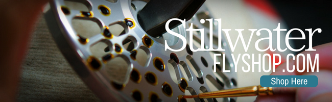 what to bring - stillwater fly shop reels