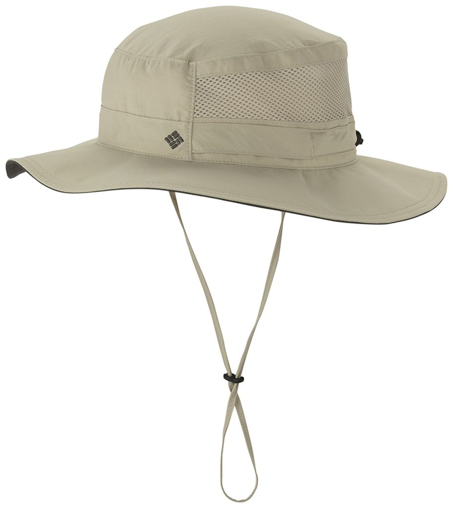 columbia fishing clothing hat