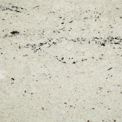 Utah Granite Slabs: Colonial White
