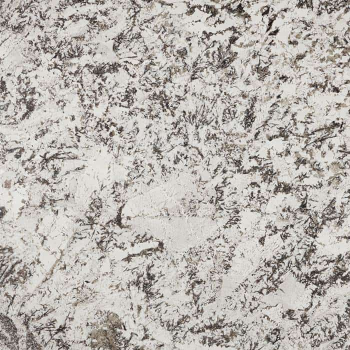 Utah Granite Slabs: Delicatus White