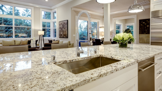 Advantages of Granite Countertops