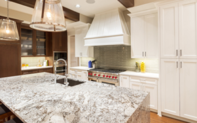 How to Remove Stains from a Marble Counter Top