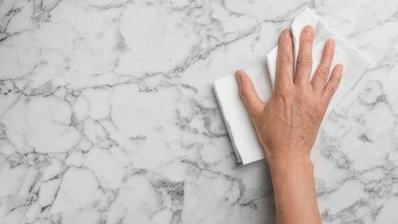 How To Remove Permanent Marker From Marble