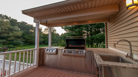 Why You Should Choose Granite Countertops For Your Outdoor Kitchen