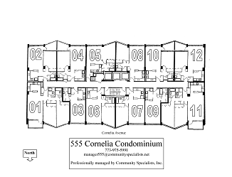 555 Full Floor Plan