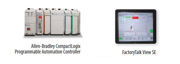 Allen-Bradley CompactLogix Programmable Automation Controller |  FactoryTalk View SE