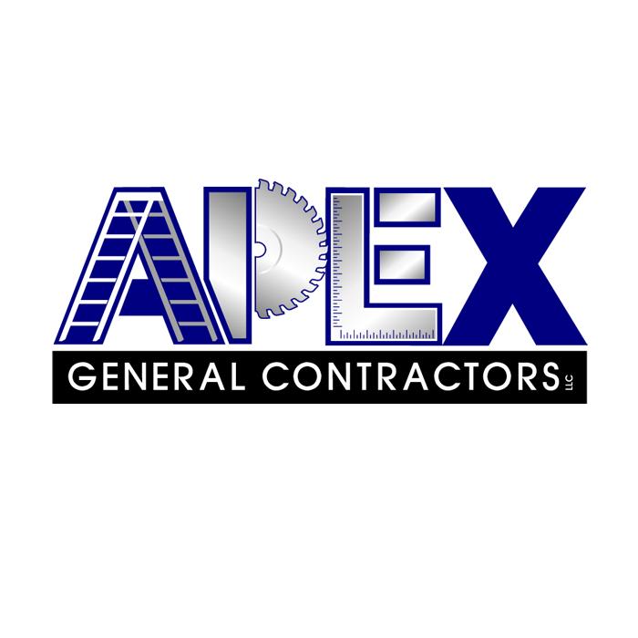 APEX GENERAL CONTRACTORS LOGO DESIGN