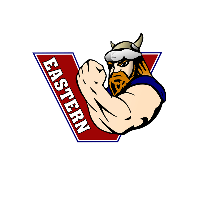 EASTERN VIKINGS LOGO DESIGN