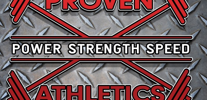 Proven Athletics Logo Design