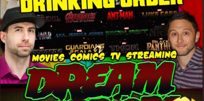 Black Panther and the MCU Drinking Order – Dream Warriors 71