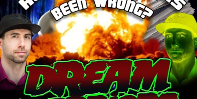 Dream Warriors 36 – How many times has Dream Warriors been wrong? Pete answers it