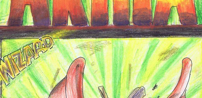 AKIRA – WIZARD MAGAZINE