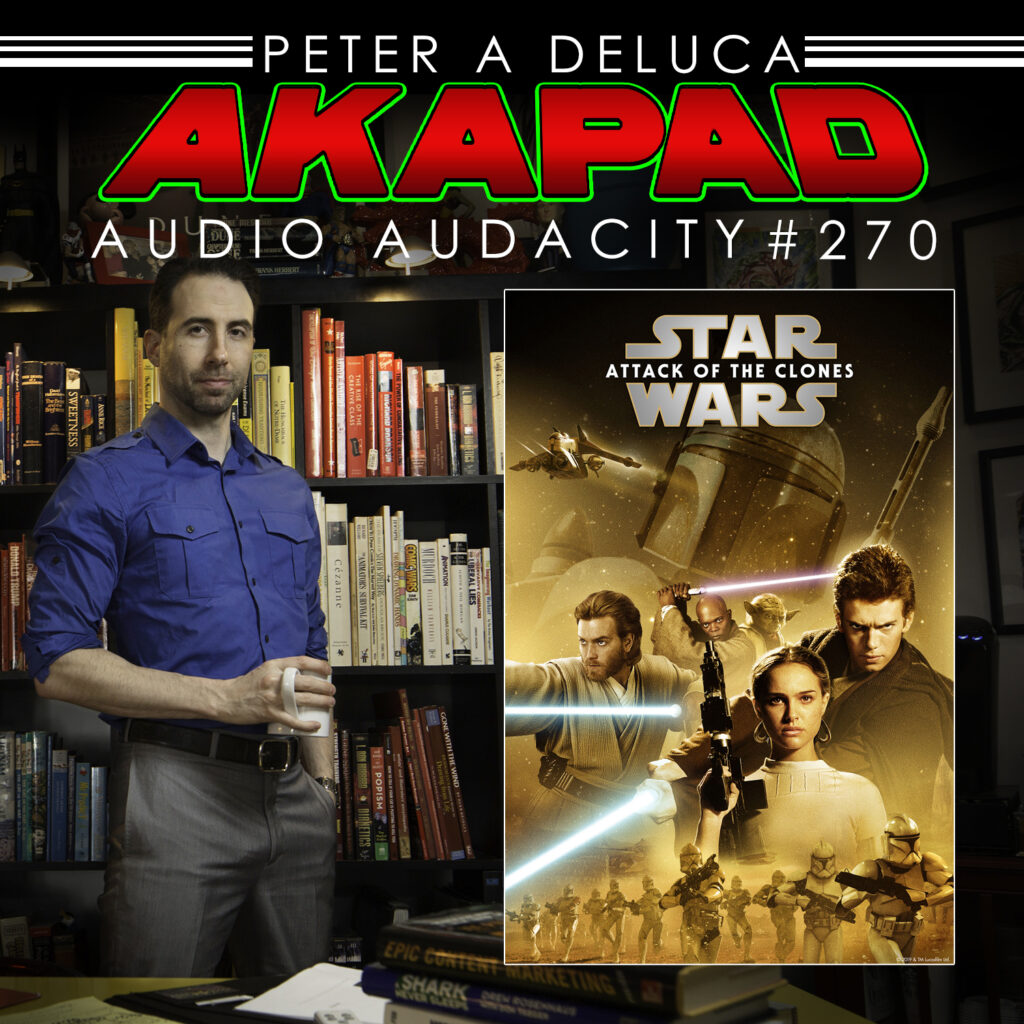 Attack of the Clones Podcast Review