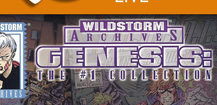 Wildstorm Archives Genesis