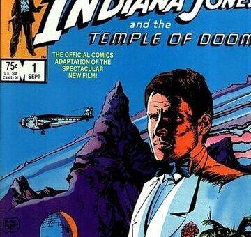 It's the INDIANA JONES Temple of DOOOOOOM adaptation