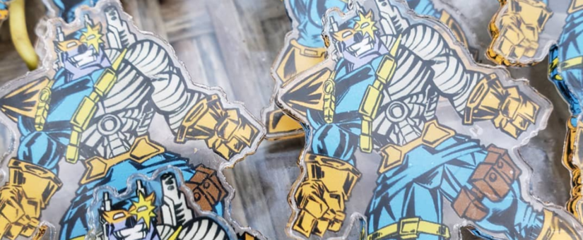 NEW PIN SERIES – GET IT EARLY