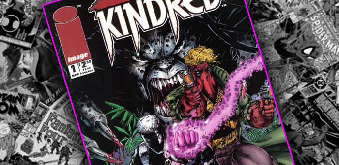 Finally The Kindred – Wildstorm Wednesday