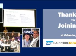 SAPPHIRENOW | ASUG Conference 2019