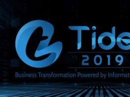 The wait is over… TIDE 2019 is here