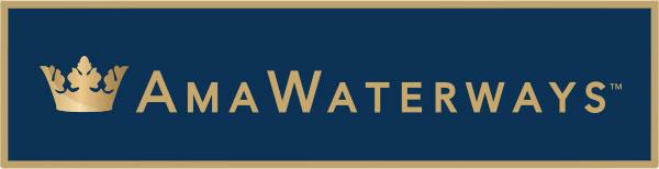 AMA Waterways blue logo