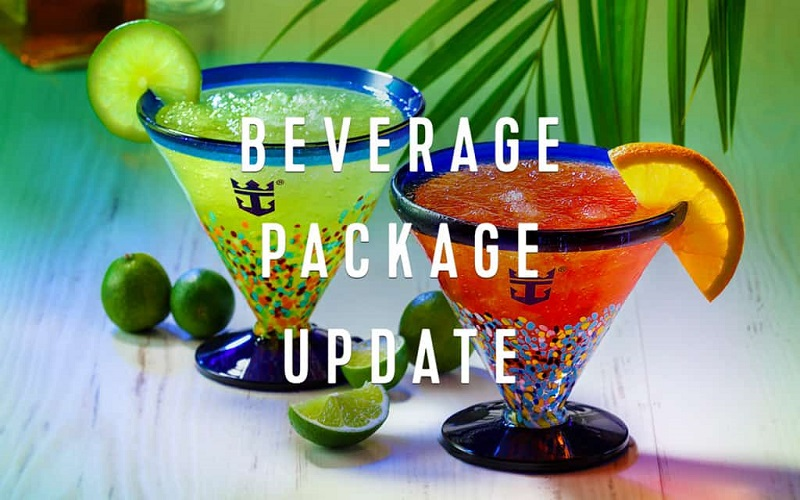 Beverage Package Policy Update