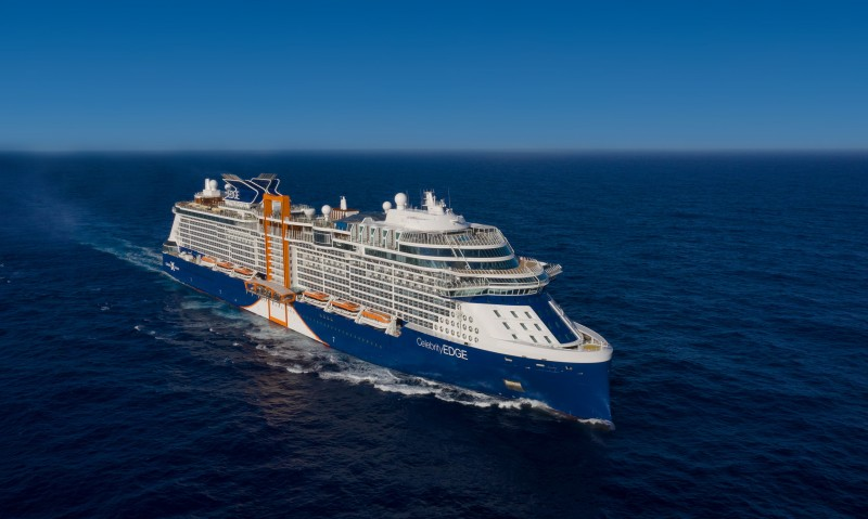 My Trip on the Celebrity Edge
