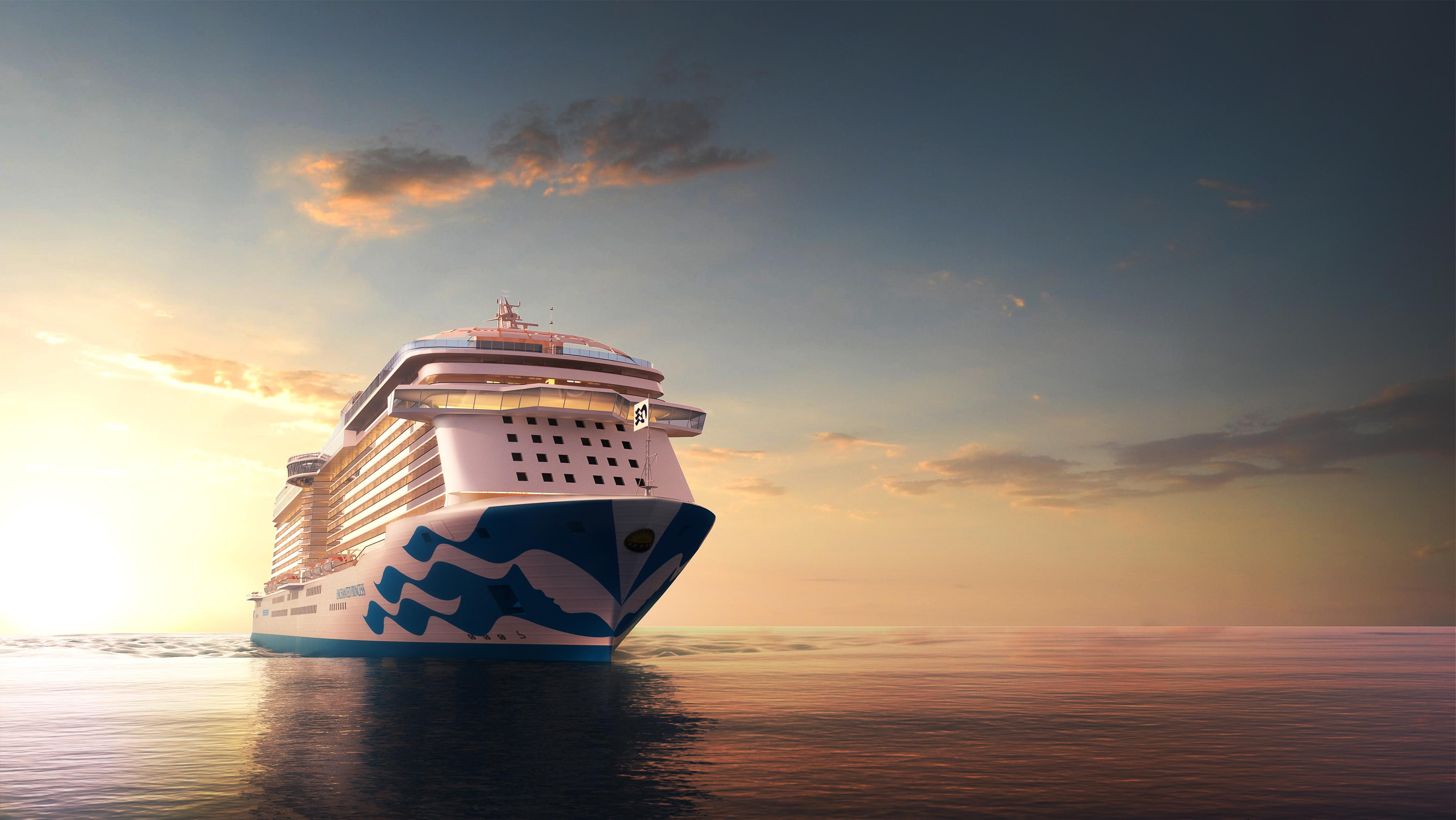 Princess' MedallionClass Ships Make Their Debut