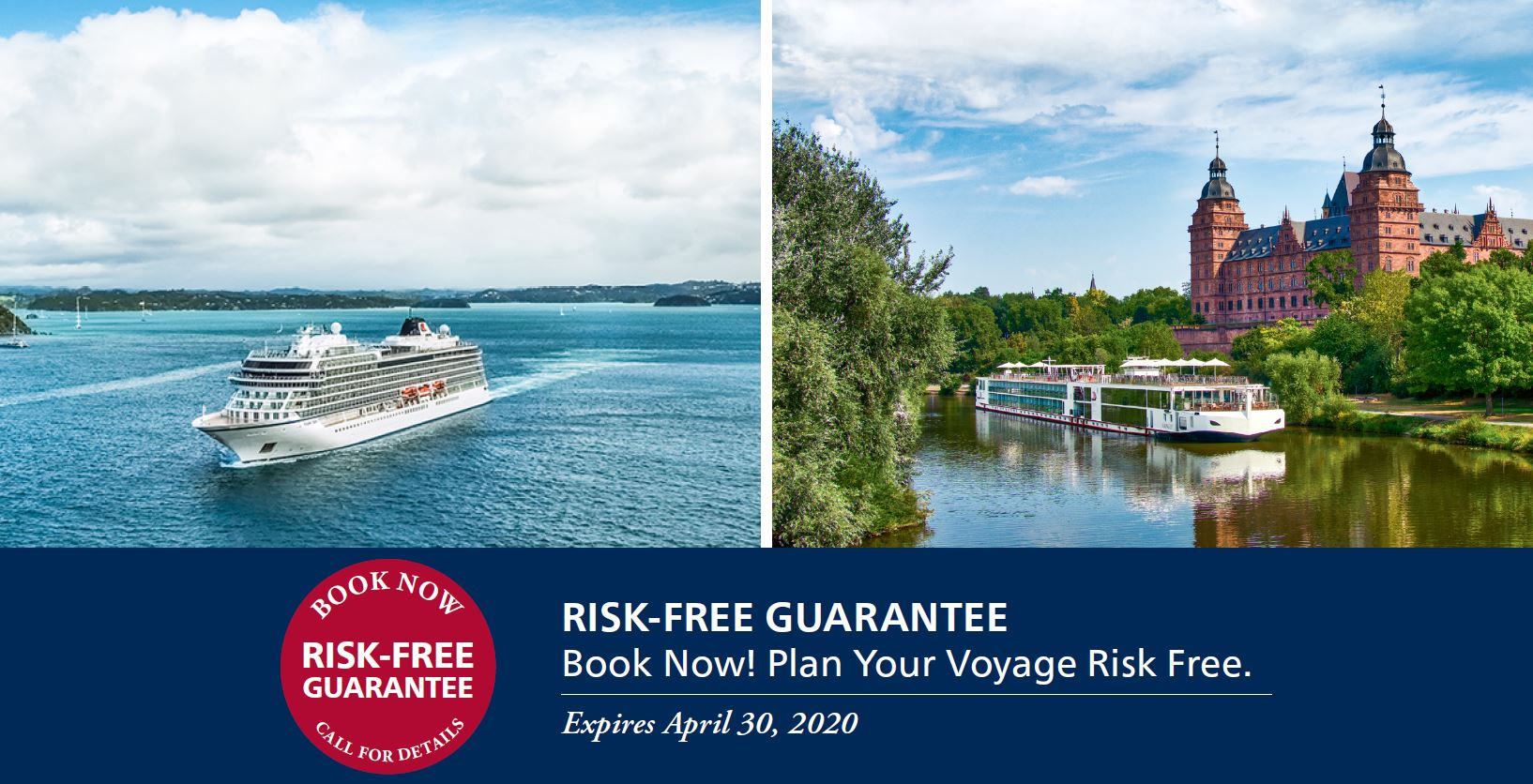 The Best Guarantee in the Cruise Industry – Viking!