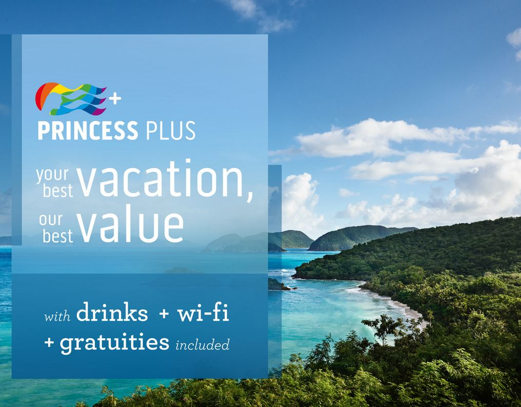 Make next year's vacation your best one yet with Princess Cruises