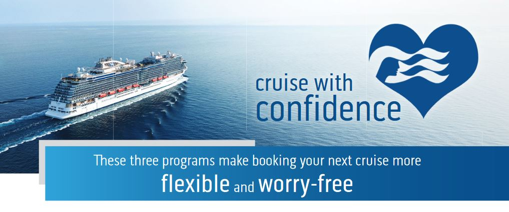 Princess Cruises – Cruise with Confidence Extended & More!