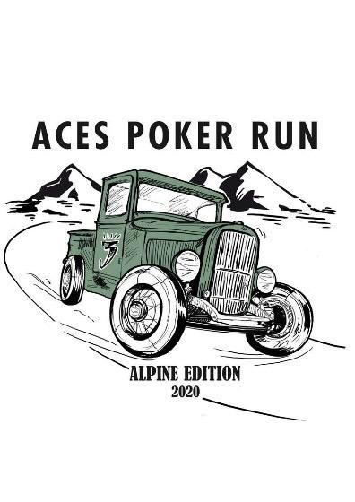 Poker Run - Alpine 2020 Mai