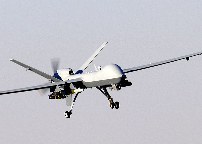 UAVs the Battlefield of the Future