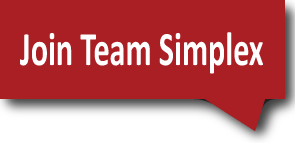 Join Team Simplex Graphic. Simplex is looking for qualified people.