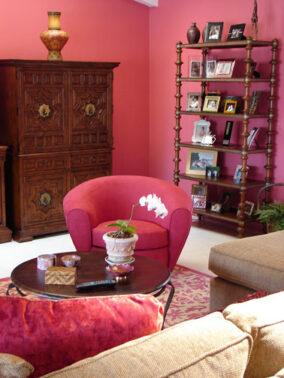 Bergash Morrocan Living Room