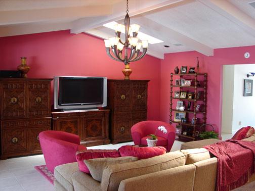 Bergash Moroccan Living Room View 2