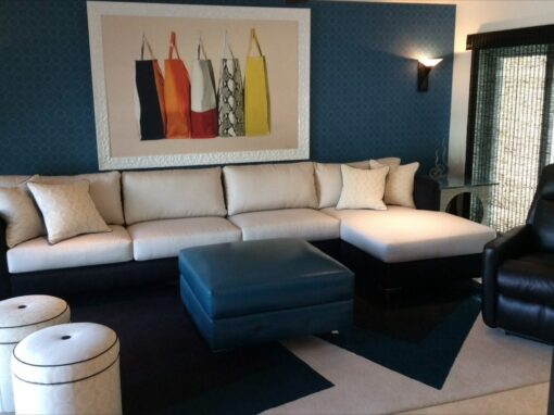 Kaufman Living Room Florida