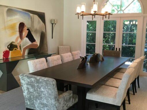 Donna Snow Dining Room