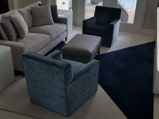Elana and Tom Living Room
