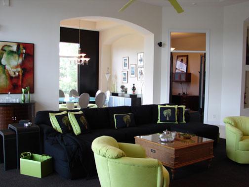 8-J Kaufman Living Room Florida