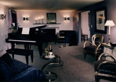 Piano Living Room